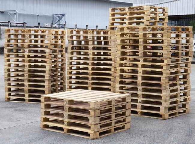 پالت چوبی چیست